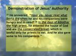 demonstration of jesus authority158