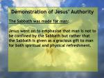 demonstration of jesus authority171