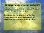 demonstration of jesus authority48