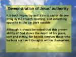 demonstration of jesus authority64
