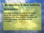 demonstration of jesus authority94