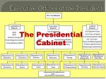 executive offices of the president
