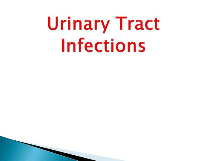 urinary tract infections n.