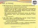 imf a rozvoj2