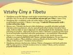 vztahy ny a tibetu