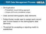 rsr data management process1