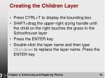 creating the children layer3