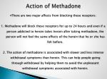 action of methadone1