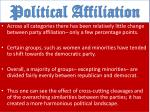 political affiliation1