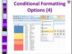 conditional formatting options 4