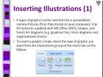 inserting illustrations 1