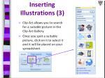 inserting illustrations 3