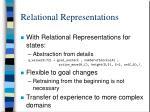 relational representations1