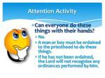 attention activity7