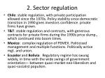 2 sector regulation