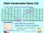 chart construction demo 15