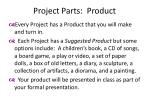 project parts product