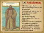 1 4 a diplomata