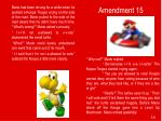 amendment 15