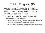 tel62 progress 2