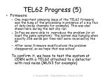 tel62 progress 5