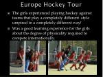 europe hockey tour1