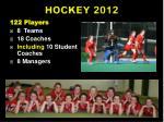 hockey 20121