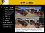 film stock1