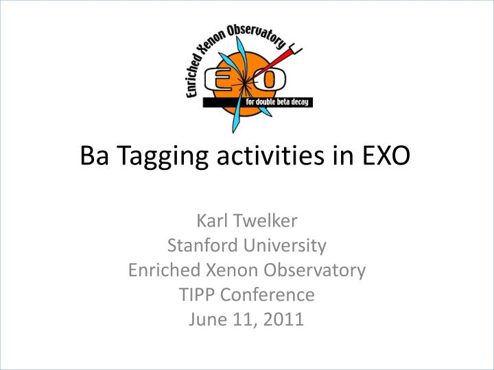 ba tagging activities in exo n.