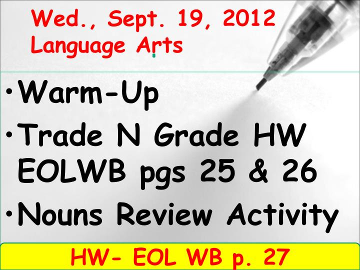 wed sept 19 2012 language arts n.