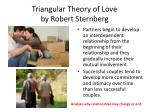 triangular theory of love by robert sternberg1
