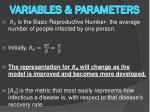 variables parameters2