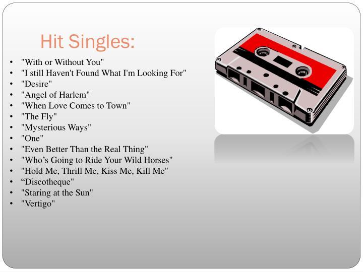 Hit Singles: