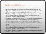 listening guide cont7