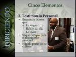cinco elementos1
