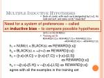 multiple inductive hypotheses1