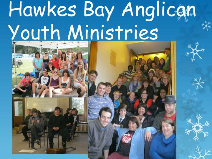 hawkes bay anglican youth ministries n.
