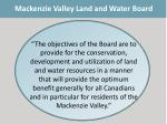 mackenzie valley land and water board1