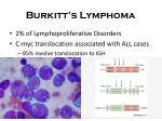 burkitt s lymphoma