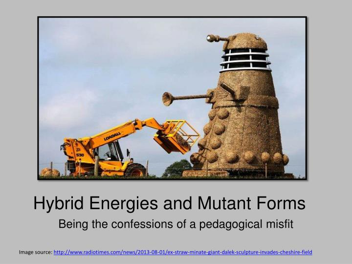 hybrid energies and mutant forms n.