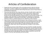 articles of confederation1