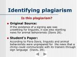 identifying plagiarism2