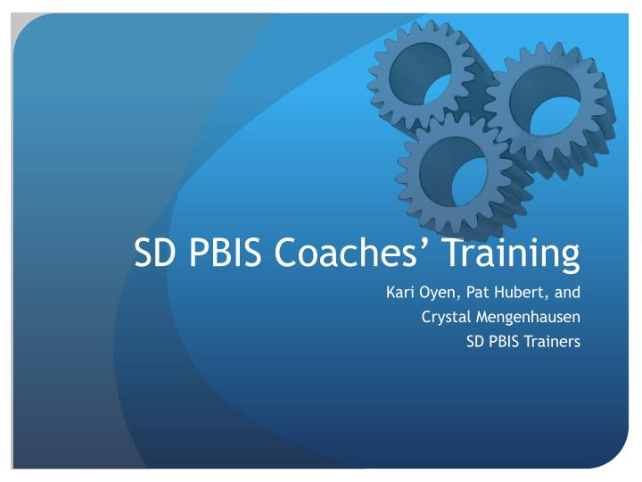 sd pbis coaches training n.