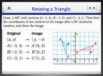 rotating a triangle2