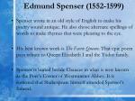 edmund spenser 1552 15992
