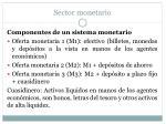 sector monetario3