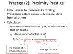 prestige 2 proximity prestige