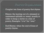 poetry organization