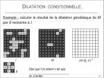 dilatation conditionnelle5