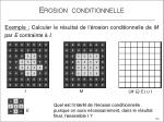 erosion conditionnelle2